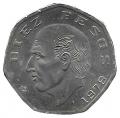 Moneda México 0010 pesos 1982.S/C