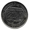Moneda Panama 001/2 Balboa 2017 S/C-
