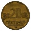 Moneda Peru 0,20 Cent 2004 .MBC