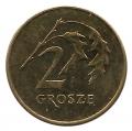 Moneda Polonia 000002 Grosze 1999 MBC