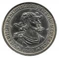 Moneda Portugal  050 escudos 1968 S/C. Ag. 0,500