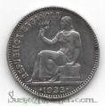 Moneda República 01 peseta 1933*34.MBC