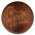 Moneda Rumania 005 Bani 2015 MBC