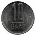 Moneda Rumania 010 Bani 2009 MBC