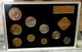 Moneda Rusia. Serie 9 Valores 1981 Proof
