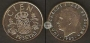 Monedas. 100 pesetas MBC (flor hacia reverso)