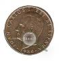 Monedas. 100 pesetas SC (flor hacia reverso)