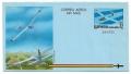 Nº 209-10. Aerograma Velero y avión ultraligero - 1985