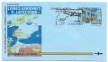 Nº 220. Aerograma  Aniversario Correo Aéreo español - 1995