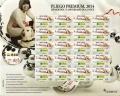 PLIEGO PREMIUM 11-13 EFE, ONCE Y EJÉRCITO AIRE (JUEGO 3) 2014