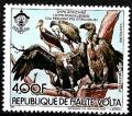 Sello Boy Scout Alto Volta A 271 (**) 1984