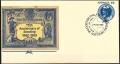 Sello Boy Scout Australia Entero Postal 1982