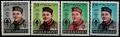 Sello Boy Scout Afganistan A 032/35 (**) 1962