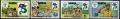 Sello Boy Scout Samoa 0529/12 (**) 1982