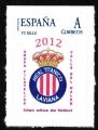 Sello Centenario Real Titánico de Laviana 1912