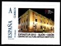 Sello Centro de Cultura Antiguo Instituto. EXFIASTUR 2012