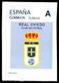 Sello Real Oviedo. EXFIASTUR 2014