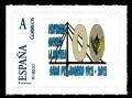 Sello de Centenario Sociedad La Montera. Sama de Langreo 2012