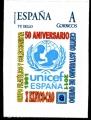 Sello de UNICEF. EXPOSICIÓN CENTRO ASTURIANO 2011