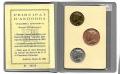 Serie Monedas Andorra (3 Val). Cartera 1984