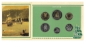 Serie Monedas Nueva Zelanda (6 Valores). 1994 S/C