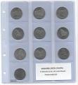 Serie Monedas Polonia (10 Val). Reyes Polacos