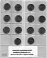 Serie Monedas Rusia (14 Val). 2016 S/C II Guerra Mundial
