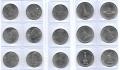 Serie Monedas Rusia (28 Val). 2012 S/C. Batalla de Borodino