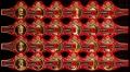 Serie Rubens. Papas Serie 1 Granate. 24 Vitolas