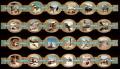 Serie Vitolas Stompkop. Estaciones Esquí Azul. 24 Vitolas