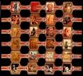 Serie Vitolas Stompkop. Esculturas. 24 Vitolas