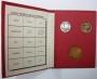Serie cartera.Año 1987.III Exp. Nacional Numismática