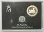 Serie cartera.Año 1992.200 pesetas Capital Europea de la Cultura