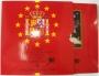 Serie de 8 valores en estuche cartón.Año 1994