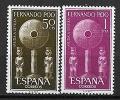 Serie de sello Fernando Poo nº 213/14 (**)