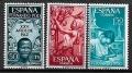 Serie de sello Fernando Poo nº 239/41 (**)