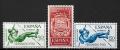 Serie de sello Fernando Poo nº 245/47 (**)