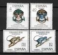 Serie de sello Fernando Poo nº 251/54 (**)