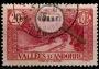 Serie de sellos Andorra Francesa nº 0030 (o)