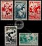 Serie de sellos Mónaco nº 0319/23 (**)