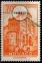 Serie de sellos Mónaco nº 0488 (*)