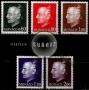 Serie de sellos Mónaco nº 0992/96 (**)