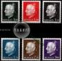 Serie de sellos Mónaco nº 1141/46 (**)