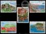Serie de sellos Mónaco nº 1147/51 (**)