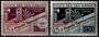 Serie de sellos San Marino nº 0233 A y B (*)