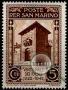 Serie de sellos San Marino nº 0234 Sin sobrecarga (**)