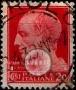 Serie de sellos Italia nº 0228 (o)