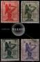 Serie de sellos Italia nº 0113/16 (*)