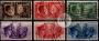 Serie de sellos Italia nº 0432/37 (o)