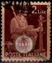 Serie de sellos Italia nº 0490 (o)